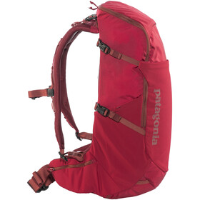 Patagonia Nine Trails - Sac à dos - 28l rouge